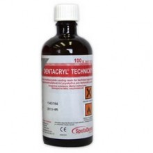 DENTACRYL metylmetakrylátová licí pryskyřice 1 l