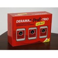Deramax-Profi-Trio Sada 3ks odpuzovačů a příslušenství 0180