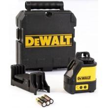 DEWALT Laser křížový zelený v kufru DW088CG