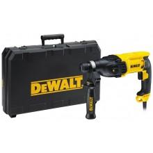 DeWALT Kombinované kladivo SDS Plus 800W 26mm D25133K