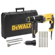 DeWALT Kombinované kladivo SDS Plus 900W D25144KP