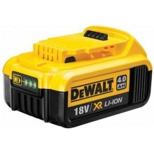 DeWALT Akumulátor 18V 4,0Ah Li-Ion XR DCB182