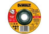 DeWALT řezný kotouč na kov 125 x 22.2. x 3.0 mm DT43911