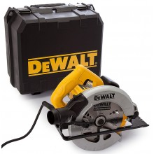 DeWALT Kompaktní kotoučová pila s hloubkou řezu 65 mm DWE560K