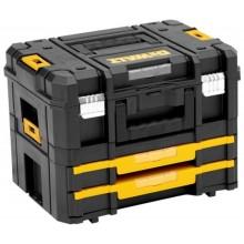 DeWALT TSTAK COMBO KIT II+IV kufr, úložný systém DWST1-70702