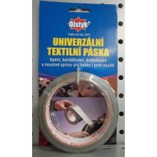 DISTYK univerzální textilní páska 25 mm x 10 m 11051