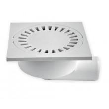 Podlahová vpusť boční DN50/95P plast 326P