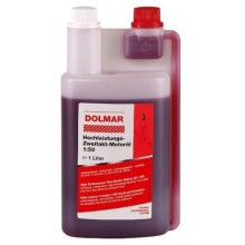 DOLMAR olej 2-takt 1:50 1l, dávkovací láhev 980008112