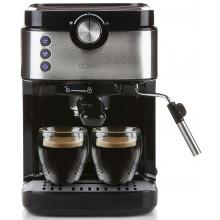 DOMO Espresso kávovar pákový 1450 W, černý DO711K