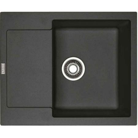 franke maris mrg 611 62 fragranitov d ez grafit. Black Bedroom Furniture Sets. Home Design Ideas