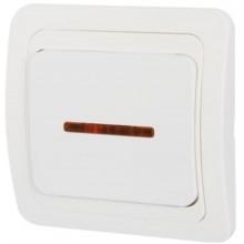 ELEKTROBOCK DR4-LED-S Dotykový regulátor pro LED žárovky, 2551