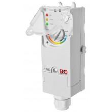 ELEKTROBOCK Elektronický příložný termostat s funkcí ON/OFF PT02