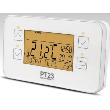 ELEKTROBOCK Termostat prostorový digitální s dotykovým ovládáním PT23