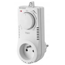 ELEKTROBOCK TS01 Tepelně spínaná zásuvka s funkcí nočního útlumu