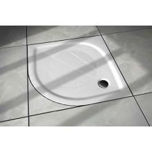 RAVAK Elipso Pro 90 čtvrtkruhová sprchová vanička XA237701010