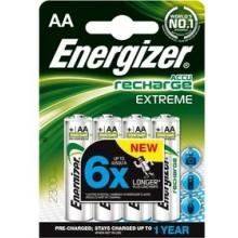 ENERGIZER Nabíjecí tužkové baterie NiMH EXT 2300 mAh 4xAA 35048680