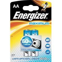 ENERGIZER Alkalické tužkové baterie Maximum LR6/2 2xAA 35032914