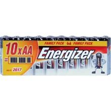 ENERGIZER Alkalické tužkové baterie FP LR6/10 10xAA 35032936