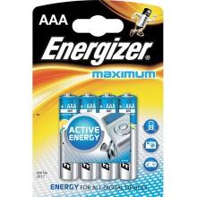 ENERGIZER Alkalické tužkové baterie Maximum LR03/4 4xAAA 35035754