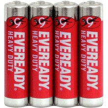 ENERGIZER Alkalické tužkové baterie Eveready R03/4 Shrink 4xAAA 35035767