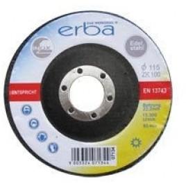 ERBALamelový brusný kotouč na ocel 115 mmER-07134