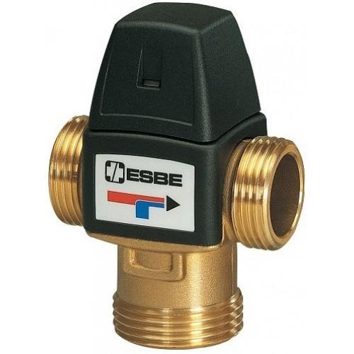 "ESBE ventil VTA 322 / 35-60°C , G 1"", DN 20, KVS: 1,6 m3/hod 31101000"