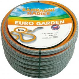 "EURO Garden PROFI zahradní hadice neprůhledná 1/2"" x 25m 147453"