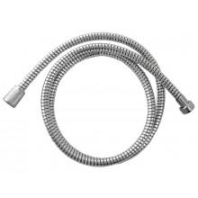 VIKING hadice sprchová, PVC, černo/stříbrná 150cm, rotační 630229