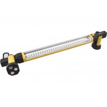 EXTOL LIGHT lampa montážní 1200lm, 75cm, rotační a kloubová 43157