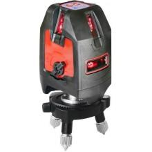 FORTUM laser liniový, křížový samonivelační, 1H4V3D 4780210