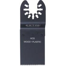 EXTOL PREMIUM list pilový zanořovací na dřevo 2ks, 34mm 8803852