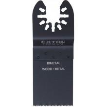 EXTOL PREMIUM list pilový zanořovací na kov, 34mm 8803855