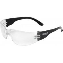 EXTOL CRAFT ochranné brýle, čiré 97321