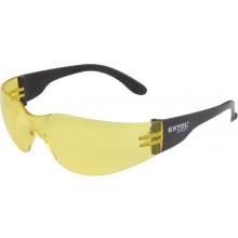 EXTOL CRAFT ochranné brýle, žluté 97323