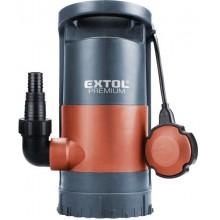 EXTOL PREMIUM SP 900 čerpadlo kalové ponorné, 900W 8895013