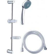VIKING sada sprchová velká, hlavice, držák, držák na mýdlo, hadice 630305