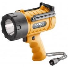 EXTOL LIGHT svítilna 5W CREE XPG LED, vodotěsná, 300lm 43113