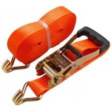 EXTOL CRAFT pás upínací ráčnový s háky 6m x 50mm, max. 4000kg, GS 8861153