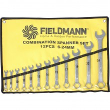 FIELDMANN FDN 1010 Sada stranových klíčů s očkem 50001866