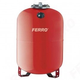 FERRO expanzní nádoba 50L červená, CO50S