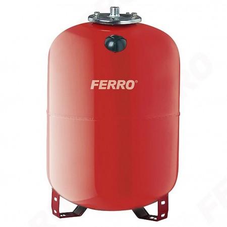 FERRO expanzní nádoba 100L červená