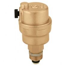 """Caleffi ROBOCAL CA 5025 automatický odvzdušňovací ventil se zpětnou klapkou 1/2"""" 502543"""