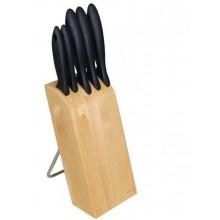 FISKARS Essential Blok s 5 noži 1023782 (1004931)
