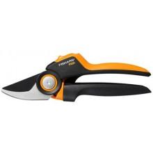 FISKARS PowerGear X, PX92 (M), nůžky zahradní převodové, dvoučepelové , 1023630