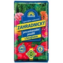 FORESTINA Zahradnický substrát 40 l univerzální s hnojivem