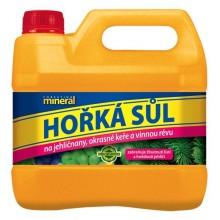 MINERAL Hořká sůl tekutá proti žloutnutí listí a jehličí 3l