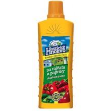 Hoštické hnojivo na rajčata a papriky 0,5l guánem