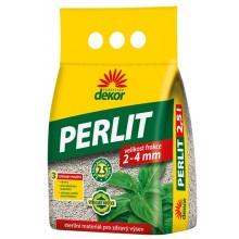 FORESTINA Dekor Perlit sterilní materiál pro zdravý výsev 2,5l