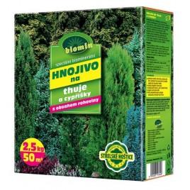 FORESTINA Biomin Hnojivo na thuje a cypřišky 2,5kg 1203016