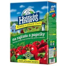 Hoštické hnojivo na rajčata a papriky 1kg, čistě přírodní 1204014